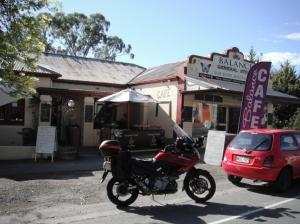 The Balance Cafe at Meadows