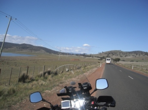Excellent Bike roads and it gets better