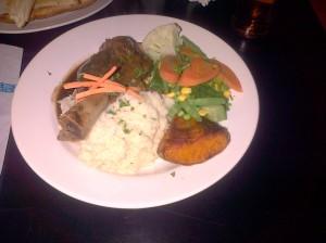 Lamb Shank. Yummm